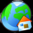 Internet-homesite icon