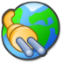 Network-connection icon