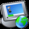 Computer-network icon