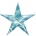 Star-blue icon