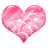Heart-pink icon