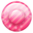 Pink-button-2 icon