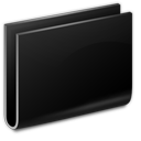 Folder-Black-Generic icon