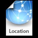 Location-generic icon
