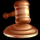 Gavel-Law icon
