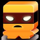 Monster-orange icon