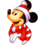 Mickey-Christmas icon