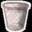 Trash-Empty icon