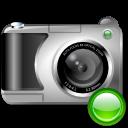 Camera-mount icon