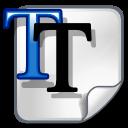 Font-truetype icon