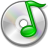 Cdaudio-unmount icon