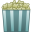 Pop-corn icon