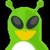 Alien-Tux icon