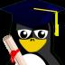 Graduation-Tux icon