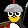 Roman-Soldier-Tux icon