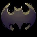 Comics-Batman-Logo icon