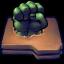 Comics-Hulk-Fist-Folder icon