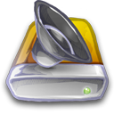 Device-Music-Drive icon