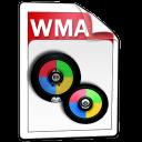 Audio-WMA icon