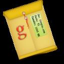 Gmail-Sobre-G icon