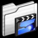 Movies-Folder-white icon
