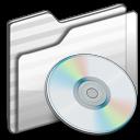 Music-Folder-white icon