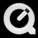 QuickTimePlayer-White icon
