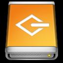 SCSI-Drive icon