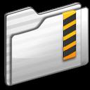 Security-Folder-white icon