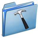 Blue-Developer icon