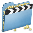 Blue-Movies-alt icon