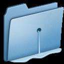 Blue-Water-leak icon
