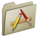 Lightbrown-Applications icon
