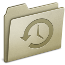Lightbrown-Backup icon