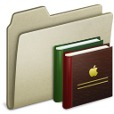 Lightbrown-Books icon
