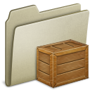 Lightbrown-Box icon