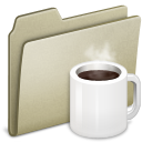 Lightbrown-Coffee icon