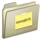 Lightbrown-Documents icon