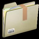 Lightbrown-Download-alt icon