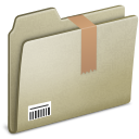 Lightbrown-Downloads icon