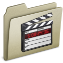 Lightbrown-Movies icon