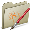 Lightbrown-Paint icon