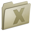 Lightbrown-System icon