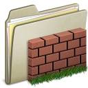 Lightbrown-Wall icon