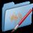 Blue-Paint icon