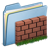 Blue-Wall icon