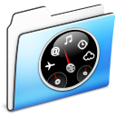 Dashboard-Folder-smooth icon