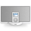 BOSE-SoundDock-white icon