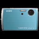 Cybershot-DSC-T33-blue icon