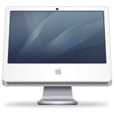 IMac-graphite icon